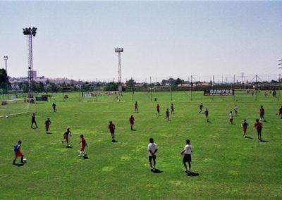 1 Campus Futbol y Aventura 2004 - 04