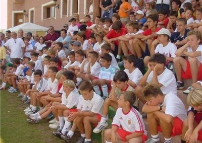 1 Campus Futbol y Aventura 2004 - 040