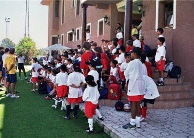 1 Campus Futbol y Aventura 2004 - 05