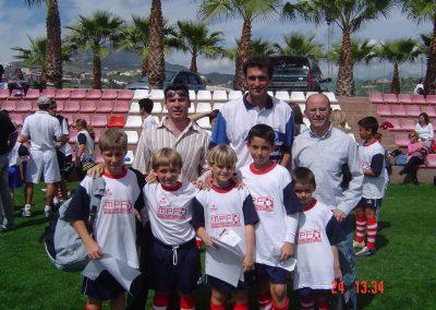 2 Campus Futbol Semana Santa 2005 - 06